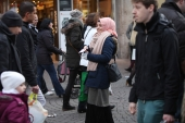 Aktion Gestatten Muslim - Generalsekretariat - Koln 28.02.2015 (9)