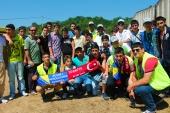 Bosnienfahrt - Bosna Ziyaret - Gemeindeentwicklung - Teskilatlanma - Bosna 07.07.2013 (1)