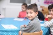 Kinder Club Basteln - Çocuk Kulübü El işleri | Bildung - Eğitim | Köln 08.11.2014
