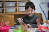 Kinder Club Basteln - Bildung - Koln 08.11.2014 (2)