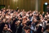 7. Delegiertenversammlung - 7. Olağan Kongre | Vorsitzender - Genel Başkan | Hagen 04.05.2014