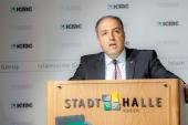 7 Delegiertenversammlung  7 Olagan Kongre  Vorsitzender  Genel Baskan  Hagen 04.05.2014 (10)