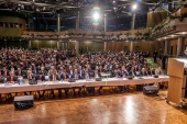 7 Delegiertenversammlung  7 Olagan Kongre  Vorsitzender  Genel Baskan  Hagen 04.05.2014 (15)