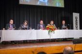 7 Delegiertenversammlung  7 Olagan Kongre  Vorsitzender  Genel Baskan  Hagen 04.05.2014 (7)