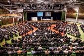 7 Delegiertenversammlung  7 Olagan Kongre  Vorsitzender  Genel Baskan  Hagen 04.05.2014