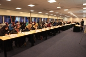 Regionalvertreterversammlung - Bolge Baskanlar Toplantisi -Frauenorganisation Kadinlar Teskilati - Holland 17.01.2015 (11)