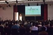 Rhetorikwettbewerb Yildiz Hitabet - Jugendorganisation - Mulheim an der Rhur 31.05.2014 (1)