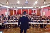 Rhetorikwettbewerb Yildiz Hitabet - Jugendorganisation - Mulheim an der Rhur 31.05.2014