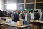 Tag der Geschwisterlichkeit und Solidaritat - Kardeslik ve Dayanisma Gunu Vorsitzender - Genel Baskan Hasselt 21.08.2013 (1)