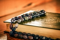 Kur'an Tesbih Yeşil