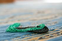 Tesbih Yeşil Siyah