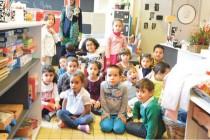 Çocuklarda din ve temel eğitim çalışmalarımız